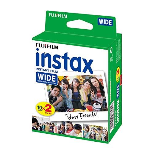 Fujifilm Instax Wide - Película fotográfica instantánea