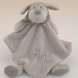 Dimpel-811304-Doudou-Fifi Gris Clair