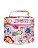 PiP Studio Bloomingtales & Fantasy Beauty Case rund pink