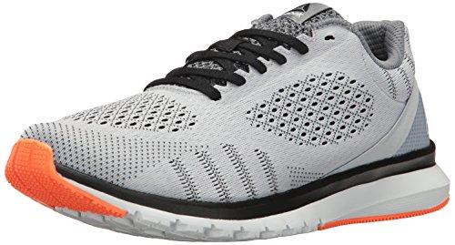 Reebok Print Smooth Ultk Hombre US 7.5 Gris Zapato para Correr