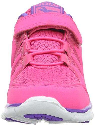 Gola Termas 2, Chaussures Multisport Outdoor Fille Rose (Pink/Purple)