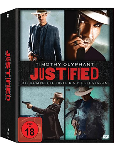 Season 1-4 (Limited Edition)