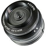 Yasuhara MO100E 28-28mm f/6.4-22 Fixed Prime MoMo 100 Soft Focus Lens for Sony NEX, Black