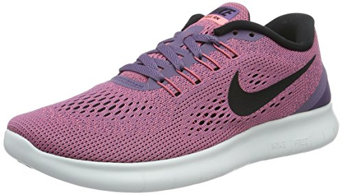 Nike 831509-502, Scarpe da Trail Running Donna Viola (Canyon Purple/black-lava Glow-work Blue)