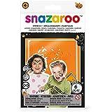 Snazaroo Face Paint Stencils - Halloween, Set of 6