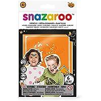 Snazaroo Face Paint Stencils - Set of 6