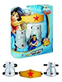 DC Super Hero Girls Disfraz de Wonder Woman (Mattel Spain DVG93)