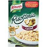 Knorr - Risotteria Carciofi, 2 Porzioni Pronte In 15 Minuti - 175 G