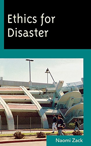 Ethics for Disaster (Studies in Social, Political, and Legal Philosophy)