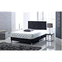 Visco Therapy Deluxe Memory Foam Coil Spring Rolled Mattress - Double