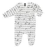 Pünktchen Komma Strich Baby Strampler Bio Baumwolle Jungen Mädchen Overalls Säugling Spielanzug Baby-Nachtwäsche