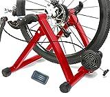 Best Bike Rollers - HEALTHLINE Magnetic 8 Varies Resistances Turbo Trainer St Review