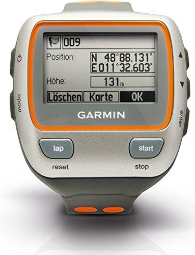 Garmin Forerunner 310XT GPS-Triathlonuhr (inkl. Herzfrequenz-Brustgurt, wasserdicht bis ca. 50 m Tiefe) - 8