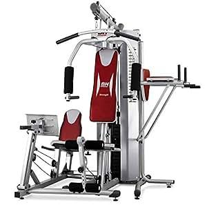 BH Fitness GLOBAL GYM TITANIUM G152X Kraftstation, Fitnesstation, Multistation