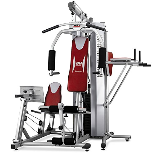 BH Fitness GLOBAL GYM TITANIUM G152X Kraftstation - Fitnesstation - Multistation