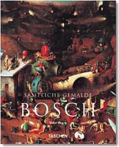 Bosch: C. 1450 1516 Between Heaven and Hell (Basic Series Art)
