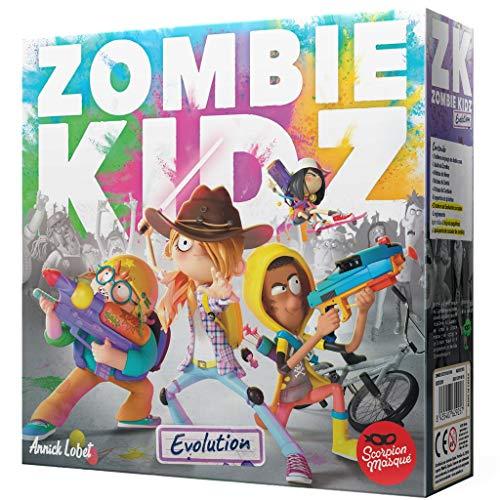 Scorpion Masqué- Zombie Kidz Evolution - Juego Mesa