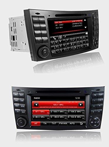 Dynavin DVN-MBE N6 Navigationsgerät inkl. Navigationssoftware X-series Dual-subwoofer-box