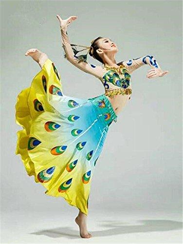 Kinder und Erwachsene / Ballett Kostüme / National Tanz Rock Anzug / Bühnentanz Show , (Kostüm Kindes Chinesischen)