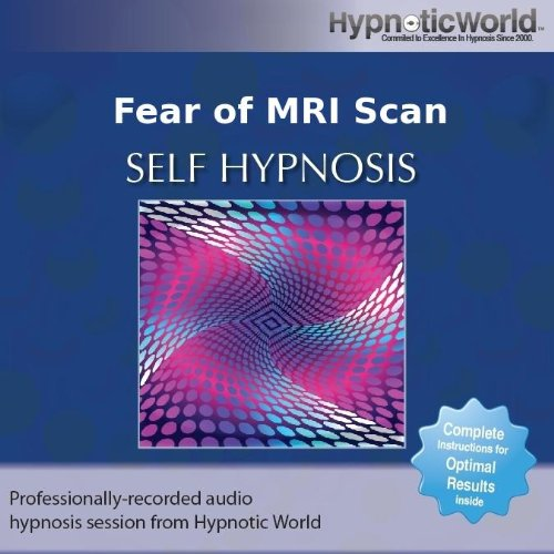 Price comparison product image Fear of MRI Scan Hypnosis CD: Overcome Your MRI Scan Phobia with Self Help Hypnosis