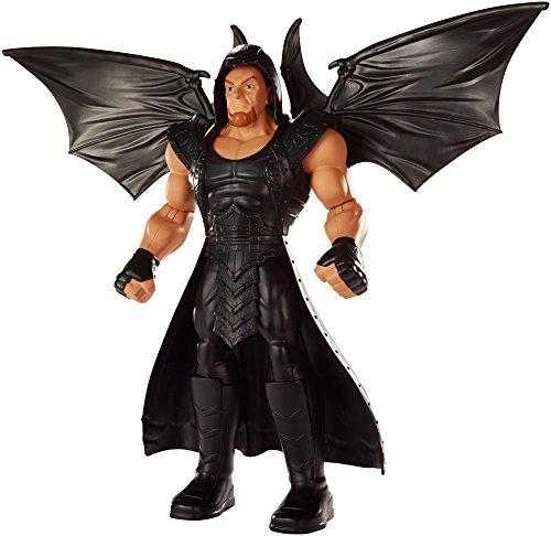 ega Superstar - 30cm Figur mit Funktion - Undertaker [UK Import] ()