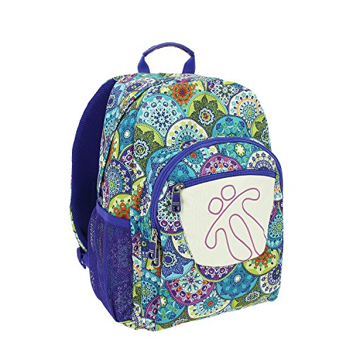 Imagen de totto morral acuareles  ma04eco021 – 1620 n de 9u2, 44 cm, 21 l multicolor alternativa