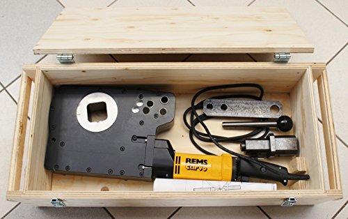 Preisvergleich Produktbild REMS Curvo 50basic-pack–Rundbiegemaschine elektrischen Rohre/A Curvo 50Ø 10–50mm