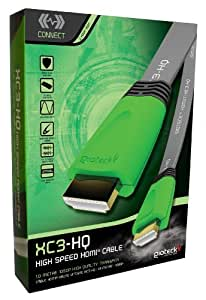 Gioteck XC3-HQ High Speed HDMI Cable