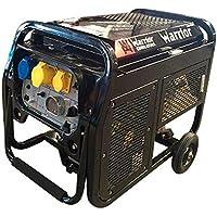 Generator WARRIOR 4600 Watt Diesel Notstromaggregat Stromerzeuger 230V EU