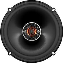 """JBL Club 6520 - Altavoces de automóvil, 6-1/2"""" (160mm), color negro"""