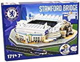 Paul Lamond Officiel ~ ~ ~ ~ Chelsea FC Stamford Bridge ~ ~ 3D Replica Stade ~ ~ Technologie EasyFit...
