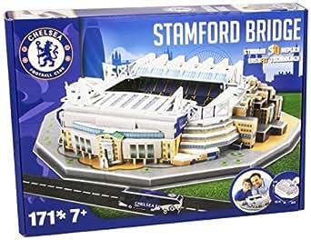 Nanostad 3725 – Chelsea Stamford Puzzle Unisex, Einheitsgröße