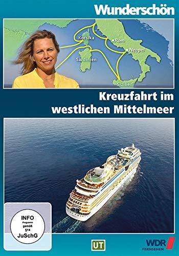 Kreuzfahrt im westlichen Mittelmeer