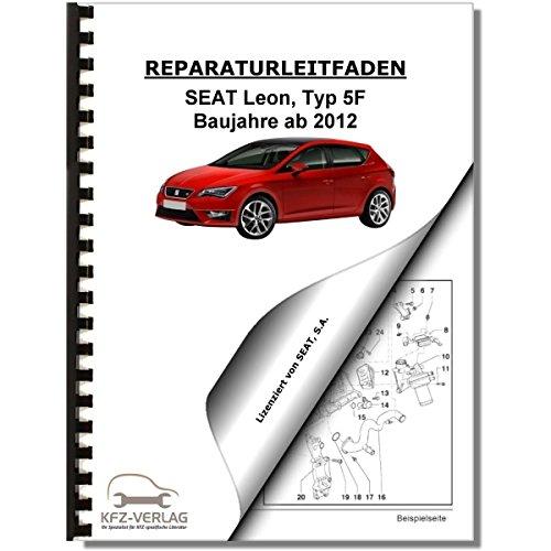 SEAT Leon Typ 5F (12>) Heizung, Belüftung, Klimaanlage - - Seat Klimaanlage