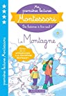 Mes premières lectures Montessori La Montagne par Galon