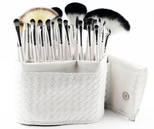 36PCS Maquillage Pinceaux Kit Brosses cosmétiques + Trousse à Maquillage Professionnel / Makeup Pinceaux Set