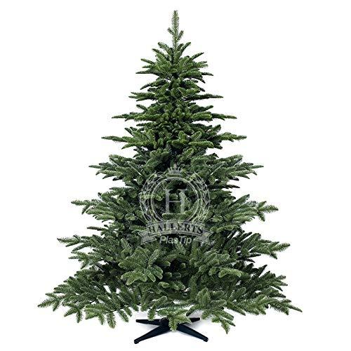 AKTION: PREMIUM Spritzguss Weihnachtsbaum Edeltanne Fichte ca. 180 cm