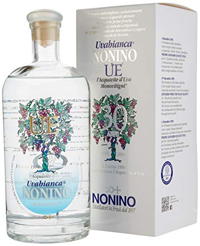 Nonino Distillatori Uvabianca (1 x 0.7 l)
