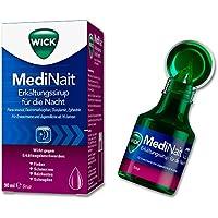 Preisvergleich für Wick MediNait Erkältungssirup, 90 ml