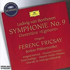 Beethoven: Egmont Overture, Symphony 9 (DG The Originals)