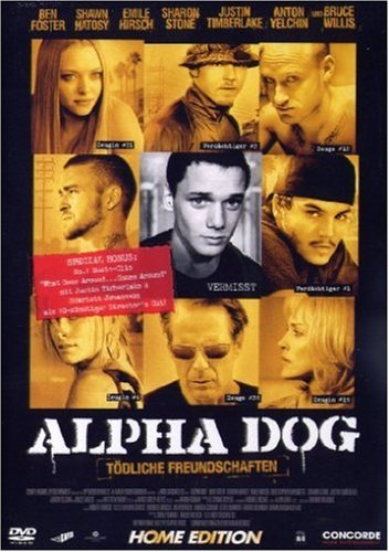 Concorde Video Alpha Dog - Tödliche Freundschaften (inkl. 10 Minuten Musik-Video)