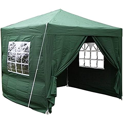 AirWave C537B - Gazebo, color verde