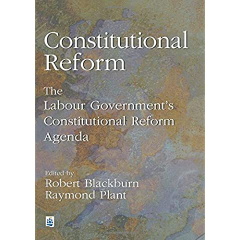 Constitutional Reform:The Labour Government