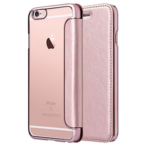 iPhone 6 Case, iPhone 6s Case, ULAK iPhone 6 6s Flip Case