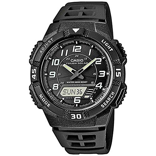 Casio Collection Herren Armbanduhr AQ-S800W-1BVEF - Casio-digital-solar-uhr
