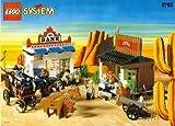 LEGO System Western 6765 Main Street - LEGO
