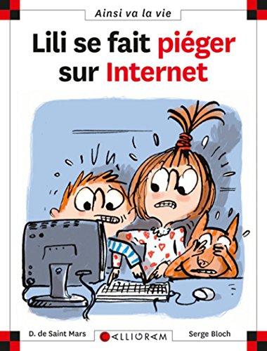 Lili se fait piéger sur internet - tome 75 (75) par Dominique de Saint-mars