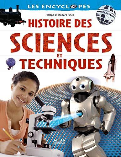 HISTOIRE DES SCIENCES ET TECHNIQUES PDF Books