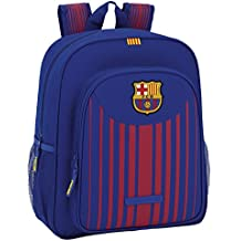 Safta Mochila Escolar Junior F.C. Barcelona 17/18 Oficial 320x120x380mm