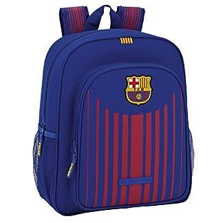 517aO6Qo4HL. SS324  - Safta Mochila Escolar Junior F.C. Barcelona 17/18 Oficial 320x120x380mm